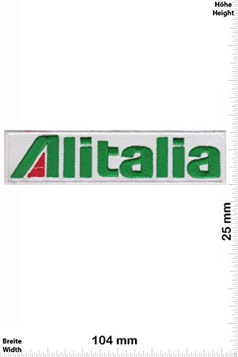 patches-alitalia-airplane-motorsport-ralley-car-motorbike-iron-on-patch-applique-embroidery-ecusson-
