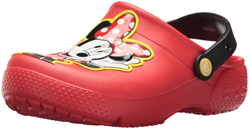 Crocs Girls Fun Lab Minnie Clog Kids