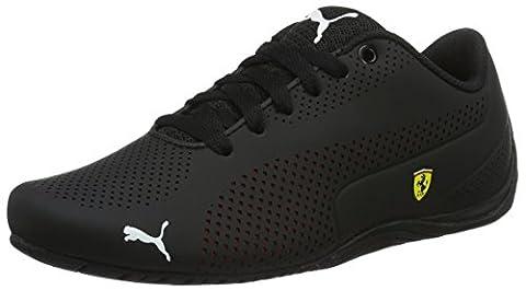 Puma Sf Drift Cat 5 Ultra, Sneakers Basses Mixte Adulte, Noir (Puma Black-Rosso Corsa-Puma Black 02), 41 EU