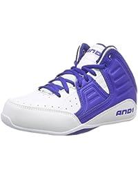 AND1 ROCKET 4 MID Boy's - Zapatos de baloncesto de material sintético Niños^Niñas