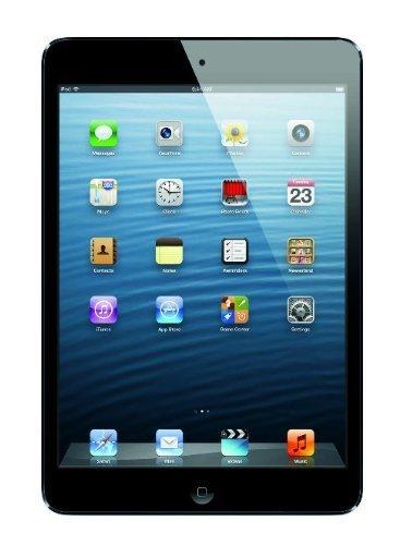 Price comparison product image Apple iPad Mini 1 - 16GB Wi-Fi (Certified Refurbished) (Slate Black)