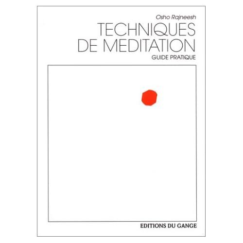 Techniques de méditation