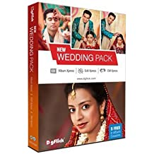 Dgflick New Wedding Pack software