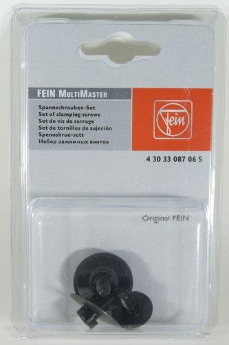 Preisvergleich Produktbild Fein 43033087065 Spannschrauben-Set 2-Stück