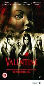 Valentine [2001] [VHS]