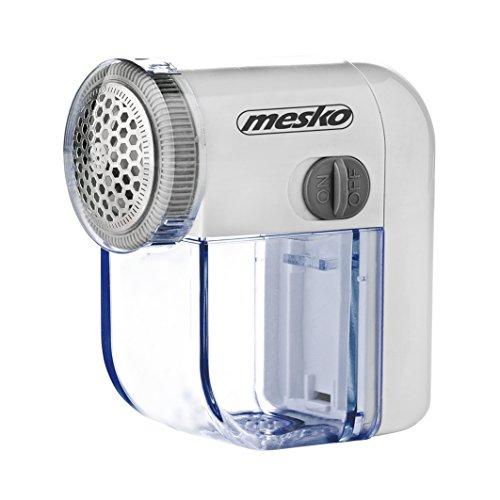 Mesko ms9610-Netzbetrieb Fusselrasierer Batteriebetrieben, Farbe: weiß