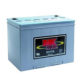 MK Powered - Blei Akku geschlossen Gel M24 SLDGFT 12V 73.6Ah - Akku(s)