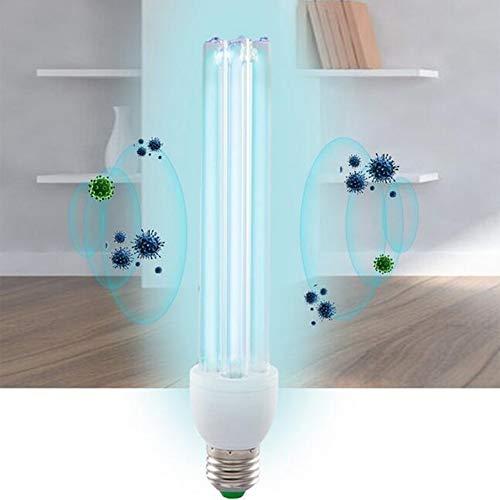UV-Licht-Röhrenlampe UV-Desinfektionslampe UVC-Ozon-Sterilisationsmilben leuchtet keimtötende Lampe -