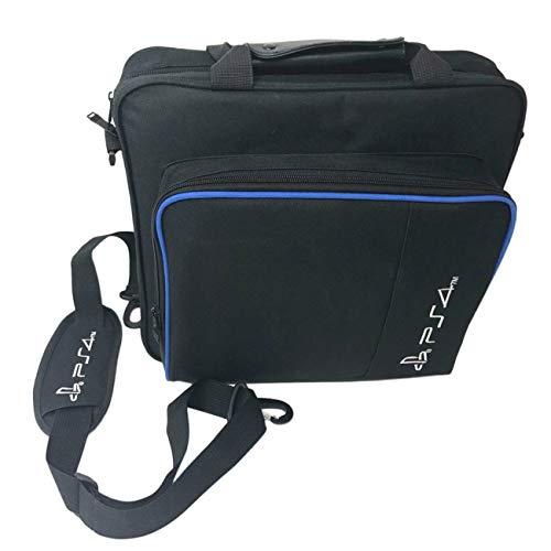 Jiobapiongxin Shock Proof Spielkonsole Aufbewahrungstasche Travel Handtasche Schultertasche für PS4 Pro