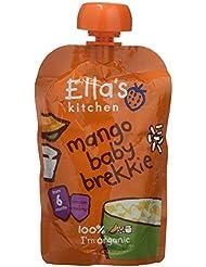 Ella's Kitchen Organic Mango Baby Brekkie - From 6 Months, 100g