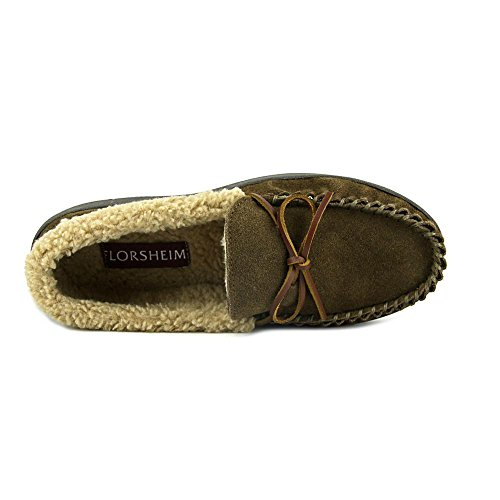 Florsheim Johnny Hommes Daim Mocassin brown