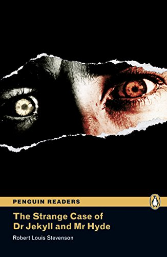 Penguin Readers 5: Strange Case of Dr Jekyll and Mr Hyde, The Book & MP3 Pack (Pearson English Graded Readers) - 9781408276594