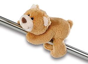 NICI Classic Bear 11 Magnici, Color marrón 12 cm 43331