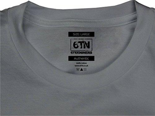 6TN I'm Nicht Streiten I'm Erklären Wieso I'm Always Right T-Shirt Aschgrau