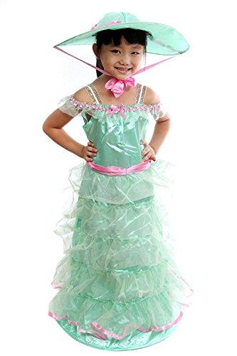 Seruna Li09/00 Gr. 134-140 Kleid Kostüm für Fasching und Karneval, Kostüme für Kinder, Faschingskostüm, Karnevalkostüm (Arabische Prinz Und Prinzessin Kostüm)