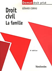 Droit civil : La famille