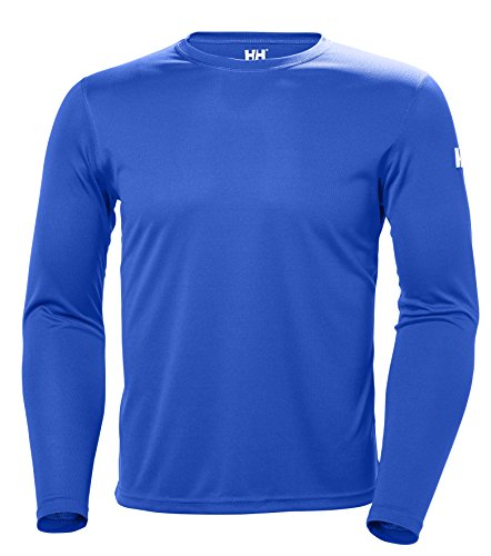 3 Light Medium Base (Helly Hansen Herren Hh Tech Crew T-Shirt, Blau (Azul 563), Medium)