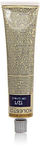 12 Center (Wella Professionals Koleston 12/1 spez.blond-asch, 1er Pack (1 x 60 ml))