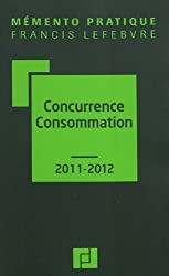 Mémento Conourrence Consommation 2011-2012