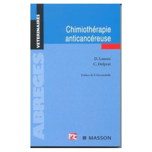 Chimiothérapie anticancéreuse