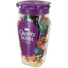 Nestle - Quality Street Jar - 600g