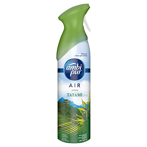Ambi Pur Spray Tatami Japonés Ambientador - 300ml