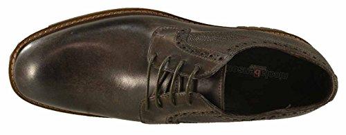 Niki  1380b-1, Chaussures de ville à lacets pour homme 1tdm/tdm