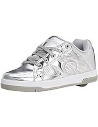 Heelys SPLIT 2015 silver chrome 38