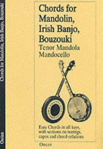 Chords For Mandolin, Irish Banjo, Bouzouki (Loesberg, John): Noten für Banjo