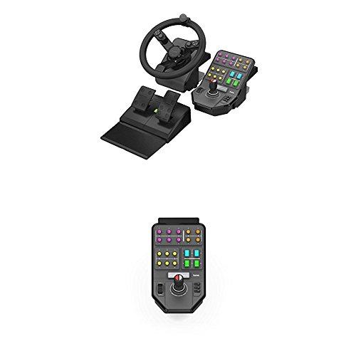 Preisvergleich Produktbild Logitech G Saitek Farm Sim Controller + Logitech G PC Saitek Farm Sim Vehicle Side Panel