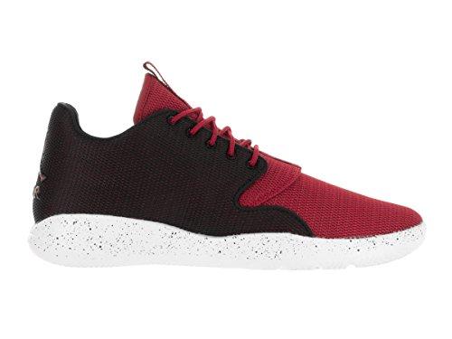 Nike Jordan Eclipse, Chaussures de Sport-Basketball Homme Rojo (gym red/gym red-black-white)