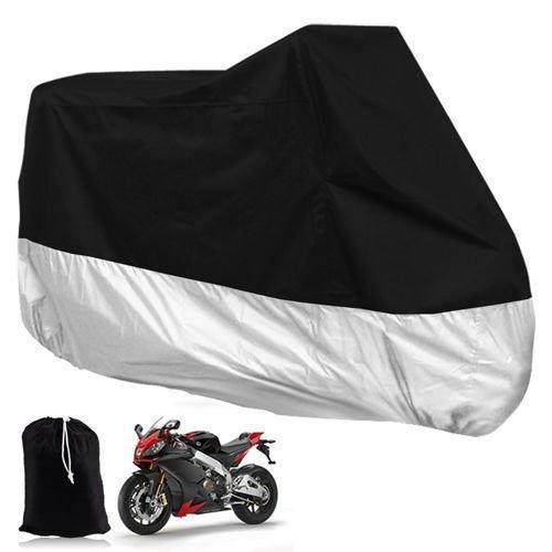 motorrad-abdeckung-motorradplane-regenschutz-schutzhulle-motorroller-garage-faltgarage-staubdicht-ab