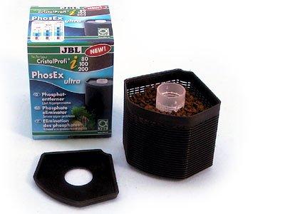 JBL phosex ultra 60932 Filtereinsatz mit Nitrit-, Nitrat- und Phosphatentferner für CristalProfi i