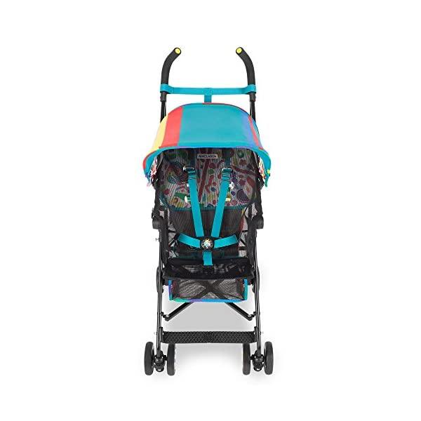 Maclaren Dylan's Candy Bar Volo Stroller - super lightweight, compact Maclaren Basic weight of 3.3kg/7.2lb; ideal for children 6 months and up to 25kg/55lb Maclaren is the only brand to offer a sovereign lifetime warranty Extendable upf 50+ sun canopy and built-in sun visor 1