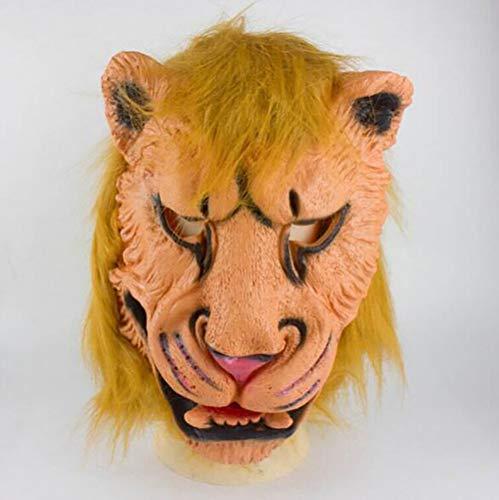 QETU Halloween Tier Maske, Kostüm Party Silikon Wolf Kopf Maske (Black Wolf),D