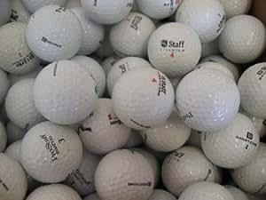 50 Assorted Wilson Pearl/AAA Grade Golf Balls
