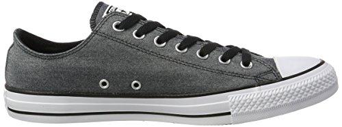 Converse Ortholite, Sneaker Basse Unisex - Adulto Mehrfarbig (Black/White/Black)
