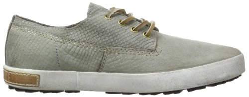 Blackstone LADIES LOW NUBUCK HL84 Damen Sneaker Grau (Grey)