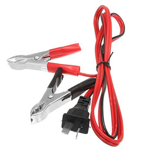 GOZAR 12V 1,2 M Generator Dc Ladekabel Kabel Draht Für Honda Eu1000I Eu2000I (Gps 12v Batterie)