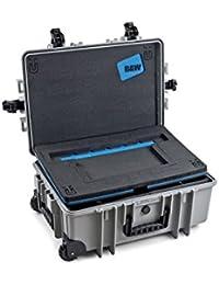 98741fbe49647 B W outdoor.cases Typ 6700 Fotografenkoffer mit variabler Facheinteilung  (RPD) und Laptopdeckellösung -