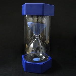 Seguridad Moda Reloj de arena 30Minutos Sand timer-blue de VStoy