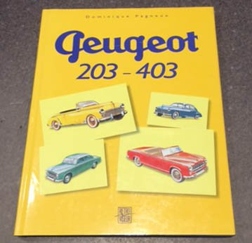 La Peugeot 203-403