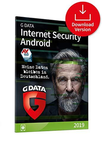 G DATA Internet Security Android | Download | 3 Geräte | 1 Jahr | Trust in German Sicherheit
