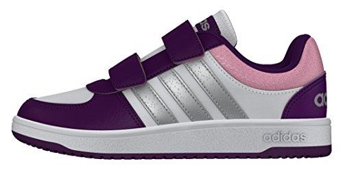 adidas Hoops Vs CMF C, Chaussures de Sport garçon