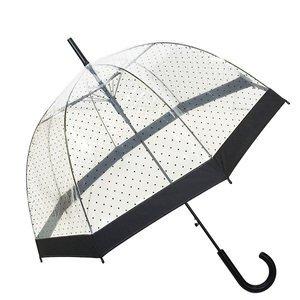 paraguas-automatico-stick-diseno-de-jaula-diseno-de-lunares-de-cupula-de-transparente-transparente-y