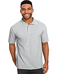 Hanes - Polo - Manches Courtes - Homme