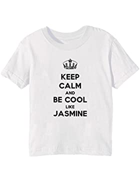 Keep Calm And Be Cool Like Jasmi