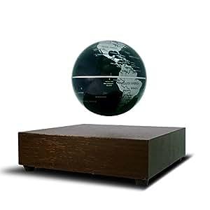 Base électro-magnétique avec planète Terre