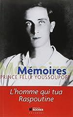 Mémoires de Félix Youssoupoff