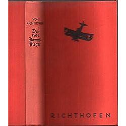 Richthofen der Rote Kampfflieger, Deutscher verlag, 1933, 264 Seiten, bilder